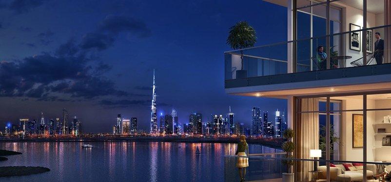 property leasing Dubai Creek Harbour