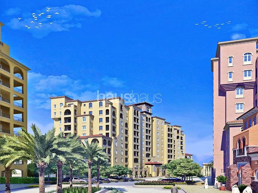 property details Jumeirah Golf Estates