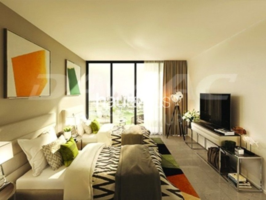 property details DAMAC Hills (Akoya by DAMAC)