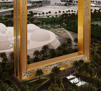 latest news You won't need paper tickets to visit Dubai Frame
