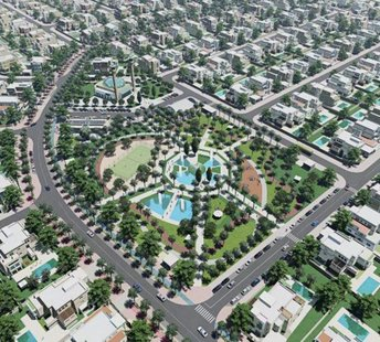 latest news Dubai unveils plan for new 'healthy living' residential area