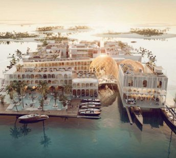 latest news Dubai is getting its own 'Venice' (as well a 'snowing' island)