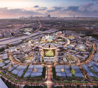 latest news Expo 2020 Dubai contract awards top $3bn this year